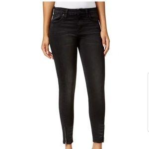 Catherine Malandrino Stretch Black Jeans Size 4